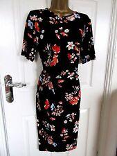 "NEW.W.O.T. SMART CASUAL DRESS BY GEORGE UK-14 BUST 40"" HIPS 42 LENGTH 43"""