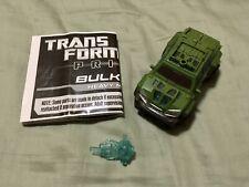 Transformers Prime Cyberverse Commander Bulkhead Complete