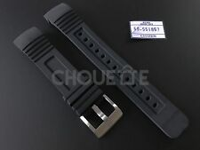 Citizen 23mm Black Rubber Watch Band for Promaster BJ2120-07E, S061881 4-S062764