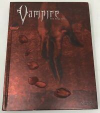 Vampire The Requiem Core Rulebook RPG White Wolf Roleplaying Game