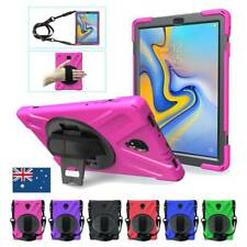 Heavy Duty Hard Stand Rotating Case Cover For Samsung Tab A 10.1 T580 10.5 T590