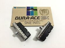 Shimano Dura-Ace EX brake pads and holders 1 set pair NOS vintage
