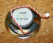 1 Lautsprecher 1620370 - 8Ohm - max 3Watt - vintage speaker