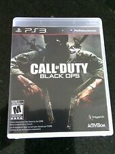 Call of Duty Black Ops Sony PlayStation 3 Complete Game Mature Lethal Video