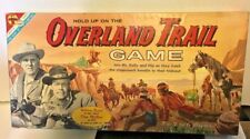 Vintage1960 Overland Trail Board Game complete in Box Transogram