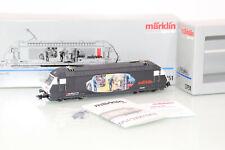 Märklin H0 3751 Schweiz E-Lok Re 460 Heizer SBB Digital in OVP GL7758