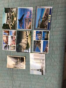 France 8 Postcards