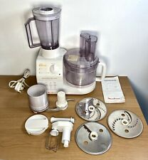 Moulinex Masterchef 650 Duotronic Food Processor With Attachments & Instructions