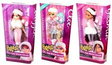 "2012 Bratz Pink Winter Dream Cloe Meygan & Yasmin 10"" Fashion Doll Set NRFBs!"