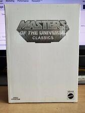 He Man & Battle Cat MOTU Masters OF The Universe Matty Collector