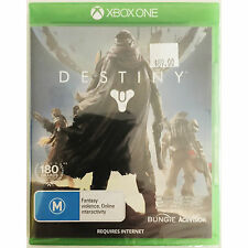 Destiny (Microsoft Xbox One, 2014) New Sealed in Box - Free Postage + Tracking