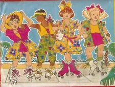 Butterick Sewing Pattern 3781 Busybodies Shirt Tank Skirt Shorts Pants 5,6,6x