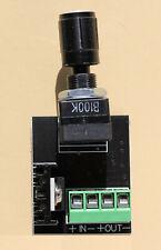 LED light rotary dimmer On/Off  switch for 12v DC LEDs in USA, Kick KR6-12v PWM