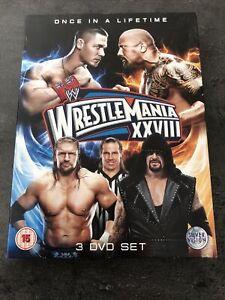 WWE - Wrestlemania 28 [3 DVDs] | DVD | état très bon