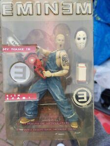 Eminem [Slim Shady] - Art Asylum action figure. Boxed UK