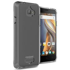 For Coolpad Catalyst / 3622A Case Hard Back Soft Bumper Hybrid Slim Cover