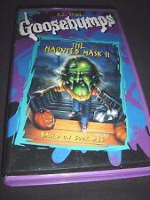 Goosebumps - Haunted Mask 2 VHS Based on Book 36 ~ R.L. Stine ~ 086162439834