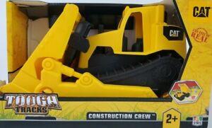 Caterpillar CAT Tough Tracks Rugged Machines Bulldozer Toy