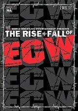 WWE - Rise & Fall Of ECW (DVD, 2004) - Region 4