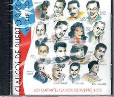 CLASICOS DE PUERTO RICO VOL.10- DANIEL SANTOS, SOPHY,SANTITOS COLON Y MAS -CD