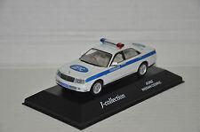 Rare !! Russian Police Nissan Cedric Custom Made 1/43