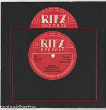 "Foster & Allen - Maggie 7"" Single 1982 / MINT"