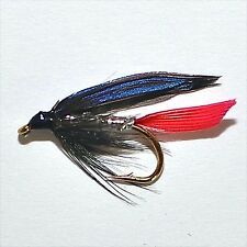 Silver Butcher Trout & Grayling Wet Fly fishing flies by Dragonflies