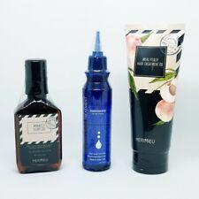 Merimieu Hair Treatment 3Type - Real Peach / Silky Oil / Miracle Liquid K-Beauty