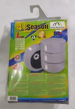 Set 4 borse sacche portaruota per ruote pneumatici gomme