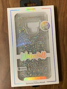 Case Mate Waterfall Case For Samsung Galaxy Note9 - Iridescent