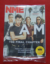 NME 7 September 2013 - AM The Final Chapter - The Strokes - The Truth