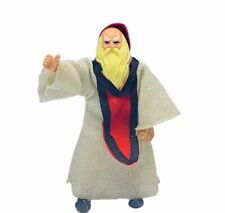 Advanced Dungeons Dragons action figure D&D LJN Ringlerun good wizard with robe