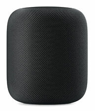 Apple HomePod Portable Smart Speaker Space Gray MQHW2LL/A NEW OPEN BOX