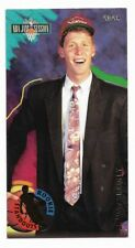 SHAWN BRADLEY 1993-94 Fleer NBA Jam Session ROOKIE STANDOUTS #2 ~ 76ers NBA