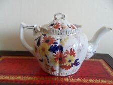 Antique Porcelaine Théière