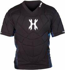 Hk Army Crash Chest Protector Padded Jersey Black Vest 3Xl / 4Xl
