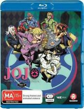 Jojo's Bizarre Adventures: Golden Wind  set 6 part 1  - Blu Ray - Region B
