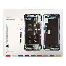"iPhone X 4.7"" Magnetic Screw Chart Mat Repair Guide Pad Tool USA Seller"