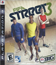 FIFA STREET 3 for Playstation 3 PS3 - with box & manual