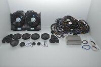 BMW F36 4er HiFi sound system set soundsystem lautsprecher