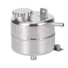Alloy Radiator Coolant Expansion Tank w/ Billet Cap for Mini Cooper S R52 R53 PS