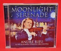 ANDRE RIEU - MOONLIGHT SERENADE, CD + DVD ALBUM - GOOD, COMPLETE, SOUND CONDIT!