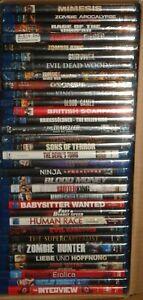 Blu Ray Paket Sammlungb 33 Blu Ray bis FSK 18 NEU (2)