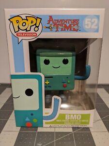 Funko POP! Television Adventure Time - BMO Vinyl Figure #52 New In Box