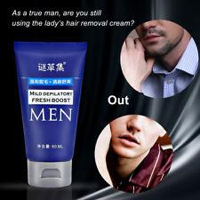 1pcs Men Painless Hair Removal Depilatory Cream for Body Leg Armpit 60ML