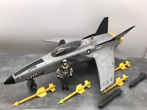 GI Joe vintage -  Conquest X-30 W/  Slip-Stream - Hasbro 1986