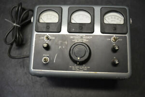 General Radio W5MT3AW Metered VARIAC (Vout: 0-140V/0-5A)