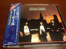 BEE GEES Living Eyes CD UICY-3819 Japan w/OBI Barry Robin Andy Gibb