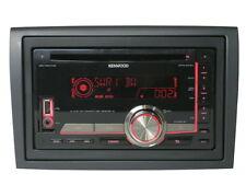 Kenwood Double Din CD MP3 USB Ipod Aux Radio Fiat Ducato Peugeot Boxer Citroen