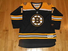 Reebok MILAN LUCIC BOSTON BRUINS Youth NHL Team Replica Hockey JERSEY Sz L / XL